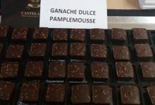 Maison Castelanne. Ganache dulce pamplemousse
