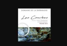 Domaine De La Barbiniere. Les courbes rouge