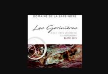 Domaine De La Barbiniere. Les Gorinières