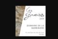 Domaine De La Barbiniere. Les Gneiss
