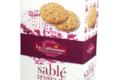 Biscuiterie La Sablésienne. Sablé pur beurre pépites de chocolat