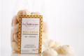 Biscuiterie La Sablésienne. Petits macarons au citron