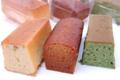 Pâtisserie - Salon de Thé Takayanagi. Le pain de Gênes