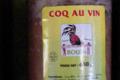Ferme de la Malvoyère. Coq au vin