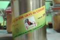 Ferme de la Malvoyère. Bloc de foie gras de canard