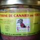 Ferme de la Malvoyère. Terrine de canard au foie gras