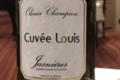 Olivier Champion. Cuvée Louis