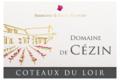 Domaine de Cézin. Coteaux du Loir AOP Blanc