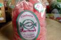 """Confiserie des Ardennes. Sachet goût """"Pomme d'amour"""""""