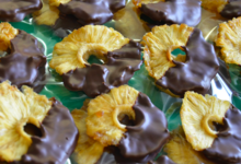 Chocolats Colas. Ananas