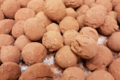 Le Mont Olympe. Truffes