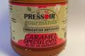 Crème de caramel beurre salé aux Spéculoos