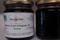 Plantbiorel. Gelée de fruits de sureau noirs