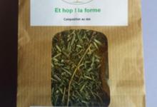 "Plantbiorel. Tisane ""et hop la forme"""