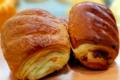 Boulangerie patisserie Guenard. Pain au chocolat