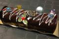 Boulangerie patisserie Guenard. Buche royal choco