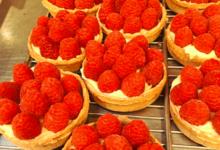 """Au fournil des bons """"gout"""". Tartelette aux framboises"""