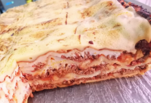 Ferme & Cochonnaille. Lasagnes