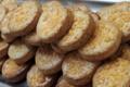 Ferme & Cochonnaille. Sablés Maison au Parmesan