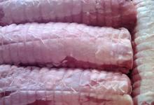 Ferme de la harnoterie. Rôti de porc