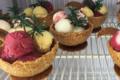 Boulangerie Pâtisserie Marest. Coupe glacée nougatine