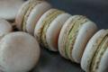 Sacrées Pâtisseries de Zoé Petit. Macarons au foie gras