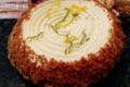 Sacrées Pâtisseries de Zoé Petit. Cheesecake à l'ananas