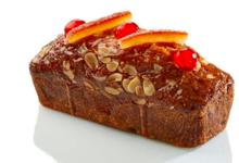 Maison Caffet. Cake aux fruits confits