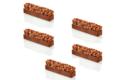 Maison Caffet. Barres chocolatées Croustille