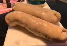 Charcuterie Thierry. Véritable andouillette de Troyes AAAAA