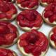 Ludovic Point Traiteur. Tartelette fraise