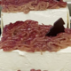 Pâtisserie Duparcq. Bûchette Ardèche Blanche