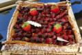 Pâtisserie Duparcq. Tarte aux figues