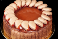 Pâtisserie Duparcq. Charlotte chocolat