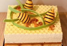 Boulangerie Villeflose. Entremets de Pâques