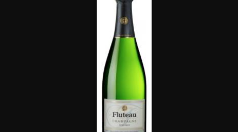 Champagne Fluteau. Brut nature