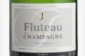 Champagne Fluteau. Cuvée extra brut