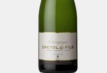Champagne Cretol & Fils. Brut Réserve