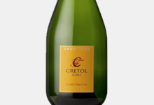 Champagne Cretol & Fils. Cuvée prestige millésime