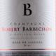 Champagne Barbichon. Rosé de saignée