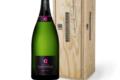 Champagne Clérambault. Magnum rosé brut
