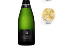 Champagne Clérambault. champagne carte noire brut