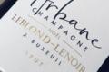 Champagne Noel Leblond Lenoir. Cuvée arbane