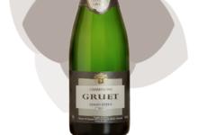 Champagne Gruet. Grande réserve