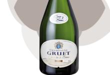 Champagne Gruet. Cuvée des 3 blancs