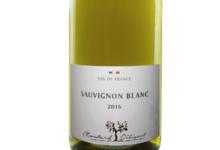 Famille Moutard. Vin de France Sauvignon Blanc