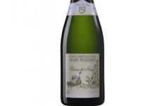 Mary Puissant. Champagne Cuvée blanc de noirs
