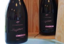 """Champagne Huguenot-Tassin. Cuvée """"Les Fioles"""" rosées"""