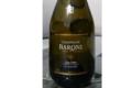 Champagne Baroni. Pur chardonnay