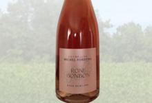 Champagne Michel Furdyna. Rose Bonbon